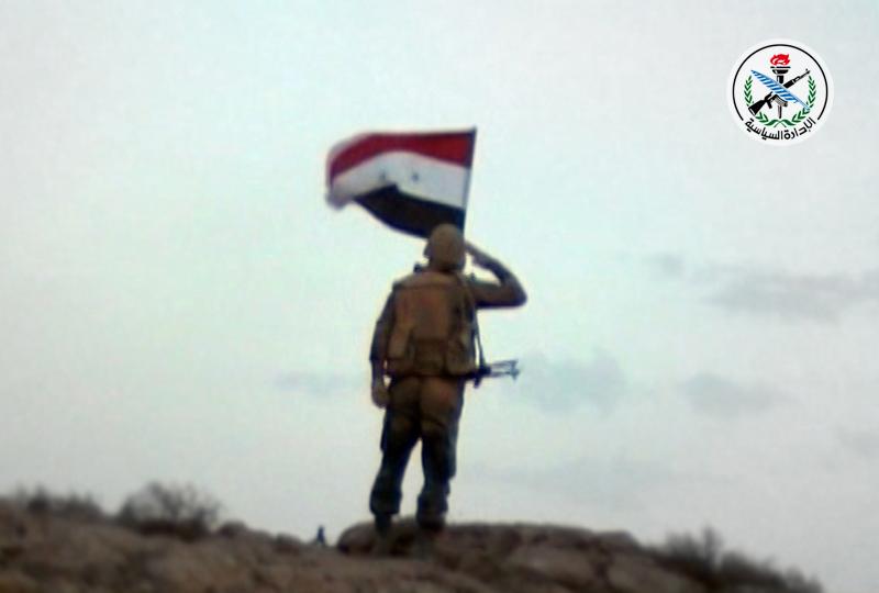 """هلاکت سرکرده تروریستها در """"حمص"""" و """"قنیطره""""/ تلفات 650 نفری داعش در جنوب """"الباب"""" + تصاویر"""