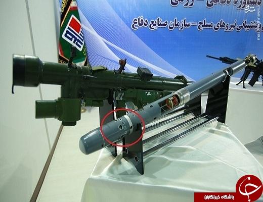 خبر بد «میثاق» برای کروزها و جنگنده های دشمن/ موشک جدید دوش پرتاب ایران با «فیوز لیزری» آمد +ع