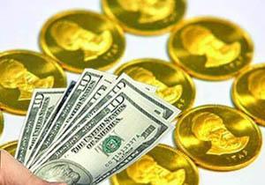 افت قیمت سکه در بازار / دلار سه هزار و 809 تومان +جدول