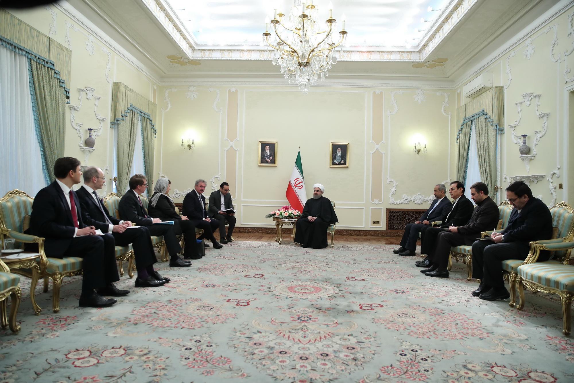 ایران تا زمانی که طرفهای مقابل به تعهداتشان پایبند باشند، پای تعهداتش خواهد ایستاد,