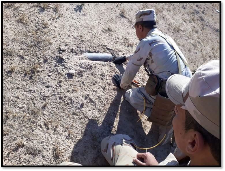 حشدالشعبی، عملیات نفوذ داعش به سوریه را درهم شکست/ کارخانه ساخت موشک تروریستها بهکنترل نیروهای عراقی درآمد + تصاویر