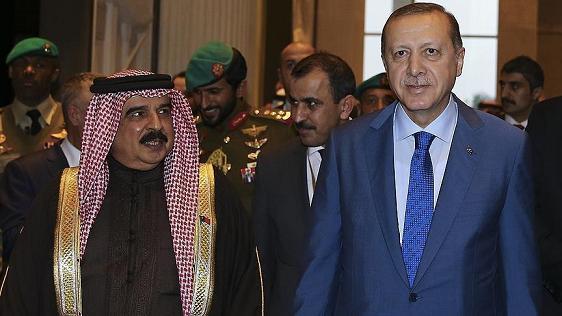 توافق شاه بحرین و اردوغان برای تبعید شیخ عیسی قاسم به ترکیه
