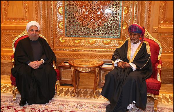 اراده سیاسی ایران و عمان تحکیم هر چه بیشتر مناسبات دوستانه است/ توسعه همکاریهای بانکی زمینهساز شتاب در روابط اقتصادی است,
