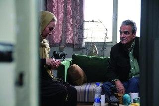 تشكر كنايهآميز خانم بازيگر در مراسم اكران خصوصی فيلم ماحی