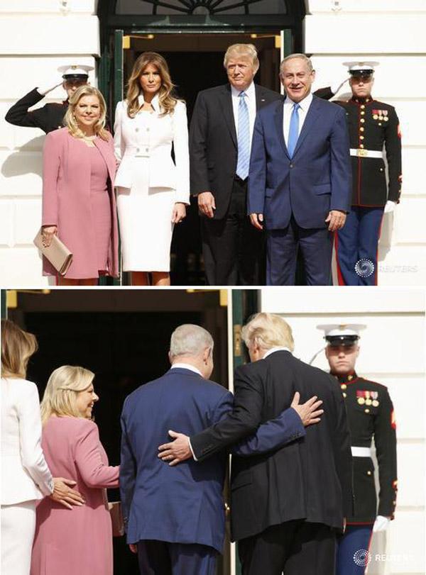 ترامپ مدعی شد: اسرائیل با تهدید ایران هسته ای روبروست/ وحشت نتانیاهو از جمله «اسرائیل باید از صفحه روزگار محو شود»+عکس