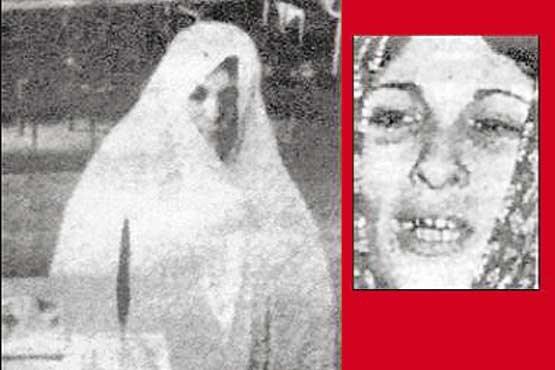 زنی که ایران را ترساند