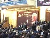 باشگاه خبرنگاران - برگزاری مراسم اربعین آیت الله هاشمی رفسنجانی در حرم امام خمینی(ره) + تصاویر