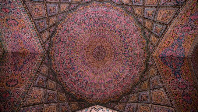 «هندسیهای مقدس» ایران از دریچه دوربین عکاس ایتالیایی+تصاویر