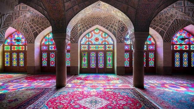 عکاس ایتالیایی آلبوم «هندسیهای مقدس» ایران را منتشر کرد+ تصاویر