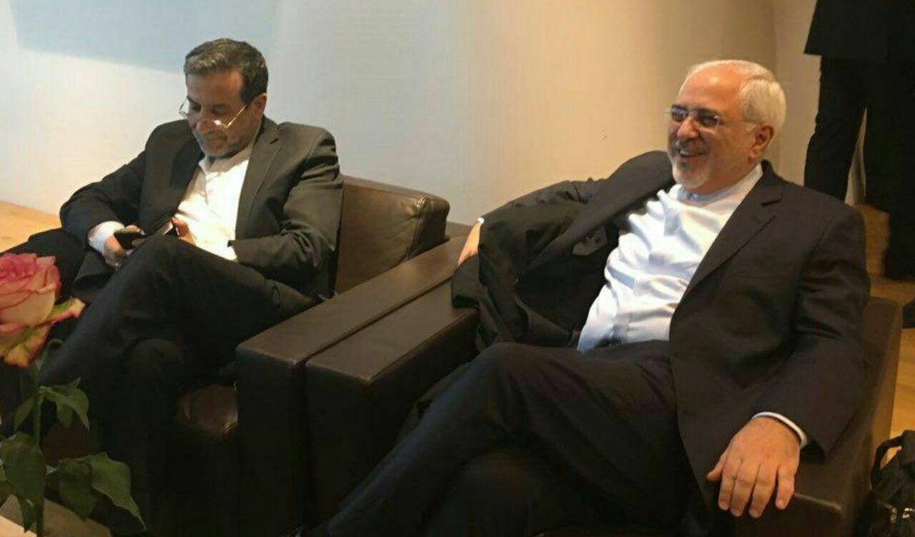 محمدجواد ظریف وارد مونیخ شد