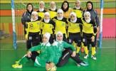 باشگاه خبرنگاران - عدم حضور تیم فوتسال بانوان کارای شیراز مقابل صنعت نفت آبادان