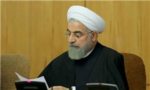 روحانی پیروزی کشتیگیران کشورمان مقابل آمریکا را تبریک گفت