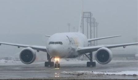 لغو پروازهای فرودگاه مشهد