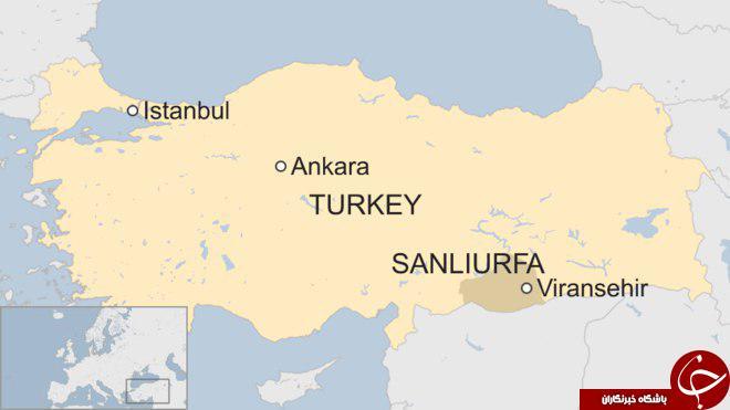 18 کشته و زخمی در انفجار ترکیه