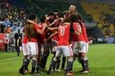 مصر 1 - اوگاندا 0/فراعنه در یک قدمی صعود