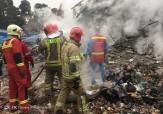 باشگاه خبرنگاران -صحنه ای دیگر از ایثار در حادثه پلاسکو تکرار شد