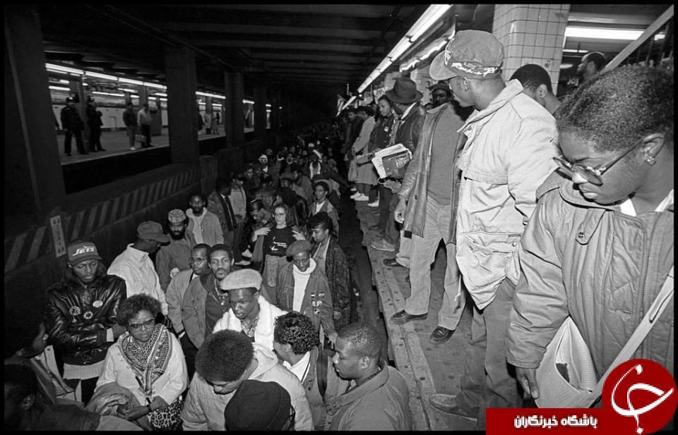 تاریخچه تظاهرات در نیویورک آمریکا را در این تصاویر ببینید