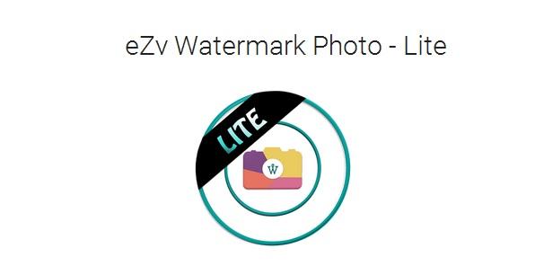 eZy Watermark Photo