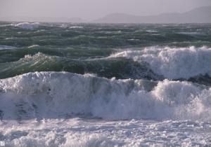 خلیج فارس ،تنگه هرمز و دریای عمان مواج می شود
