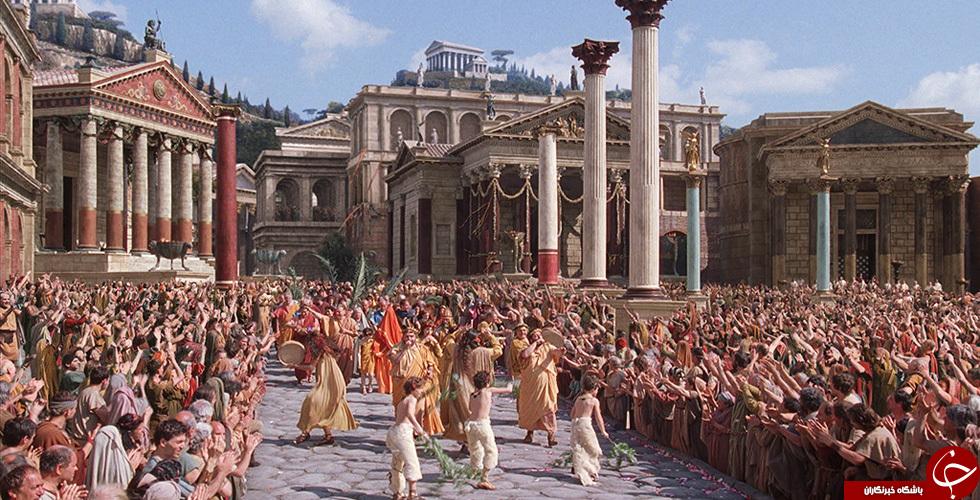 حقایق تکان دهند از زندگی روم باستان /از آشامیدن خون مرده ها تا شستن لباس در ادرارشان