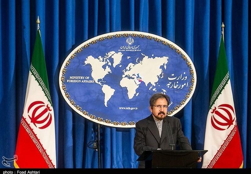 قاسمی: مذاکرهای با آمریکا در مونیخ انجام نخواهد شد