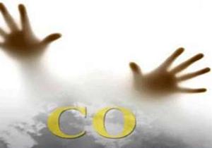 مسمومیت اعضای خانواده بر اثر گاز منوکسیدکربن