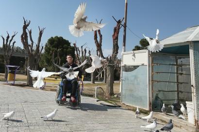 بازدید اهالی رسانه از آسایشگاه کهریزک