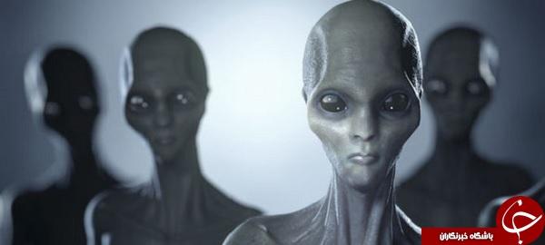 خبر جديد درباره موجودات فضايي
