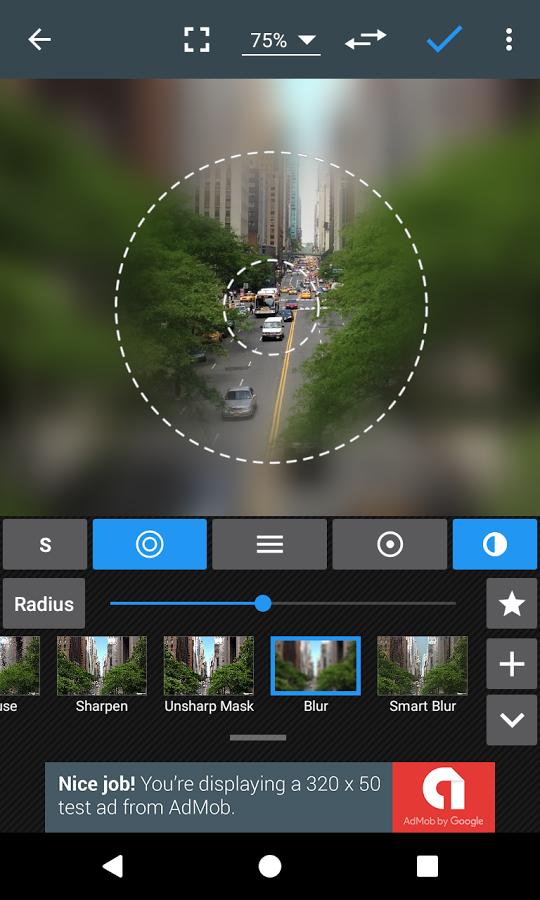 دانلود Photo Editor FULL 2.3 - برنامه ویرایش تصاویر اندروید