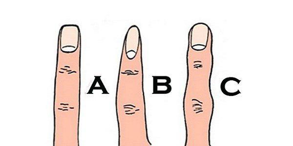 از روي انگشتان دست شخصيت افراد را بشناسيد