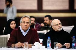 باشگاه خبرنگاران - نشست خبری سی و پنجمین جشنواره فیلم فجر