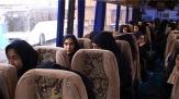 باشگاه خبرنگاران - اعزام دانش آموزان اراکی به مناطق عملیاتی جنوب