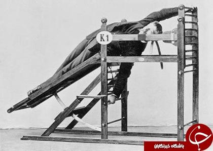 وسایل بدنسازی 100 سال پیش چه بود؟ + تصاویر