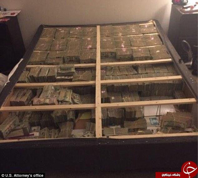 قفسه چوبی به ارزش 20 میلیارد دلار