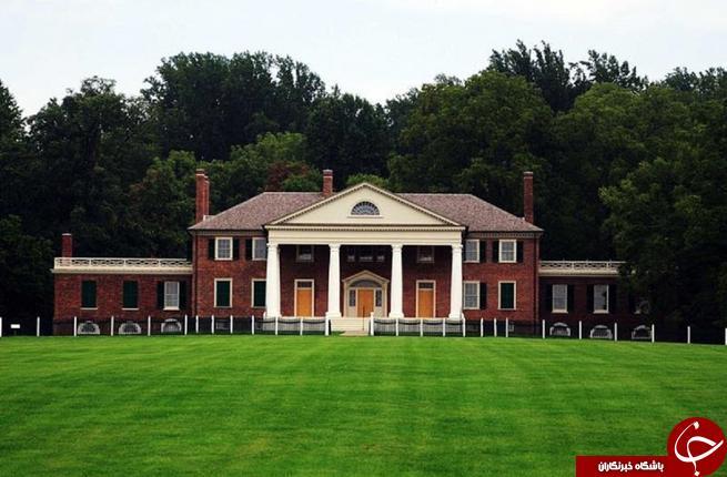 رؤسای جمهور آمریکا پس از کاخ سفید کجا می روند؟/ از رئیس جمهوری که هرگز به کاخ سفید نرفت تا خانه مجلل بیل کلینتون