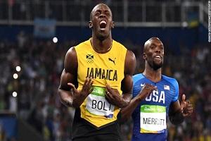 طلای المپیک بولت پس گرفته میشود