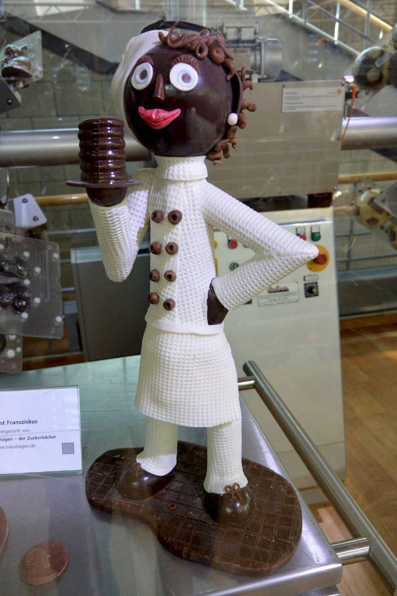 موزه ای با طعم شکلات! + تصاویر