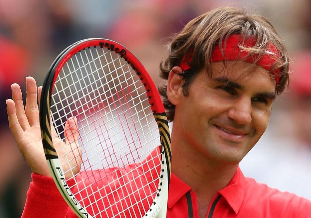 راجر فدرر به فینال مسابقات تنیس آزاد استرالیا راه یافت