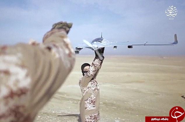 کودکان، ابزاری برای نمایش قدرت پوشالی داعش + فیلم و تصاویر