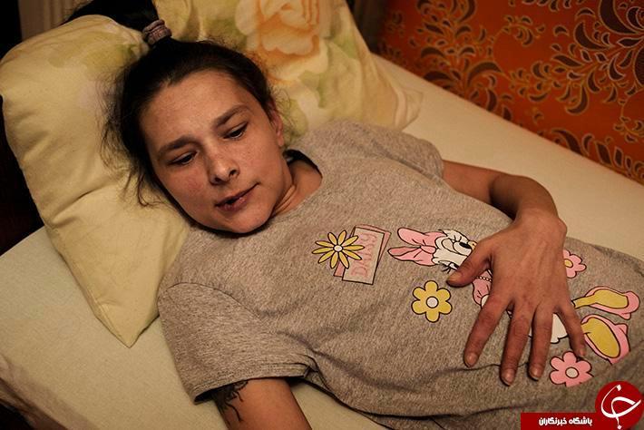 تصاویری وحشتناک از معتادان به مواد مخدر