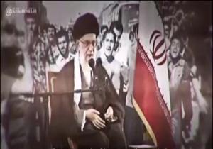 روایت رهبر انقلاب از کشتار ملت انقلابی ایران + فیلم