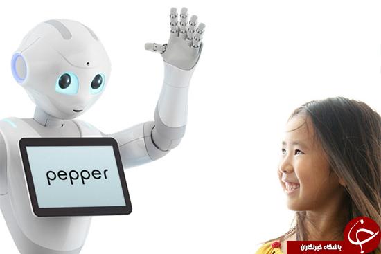 پرستاران جدید ربات خواهند بود +تصاویر