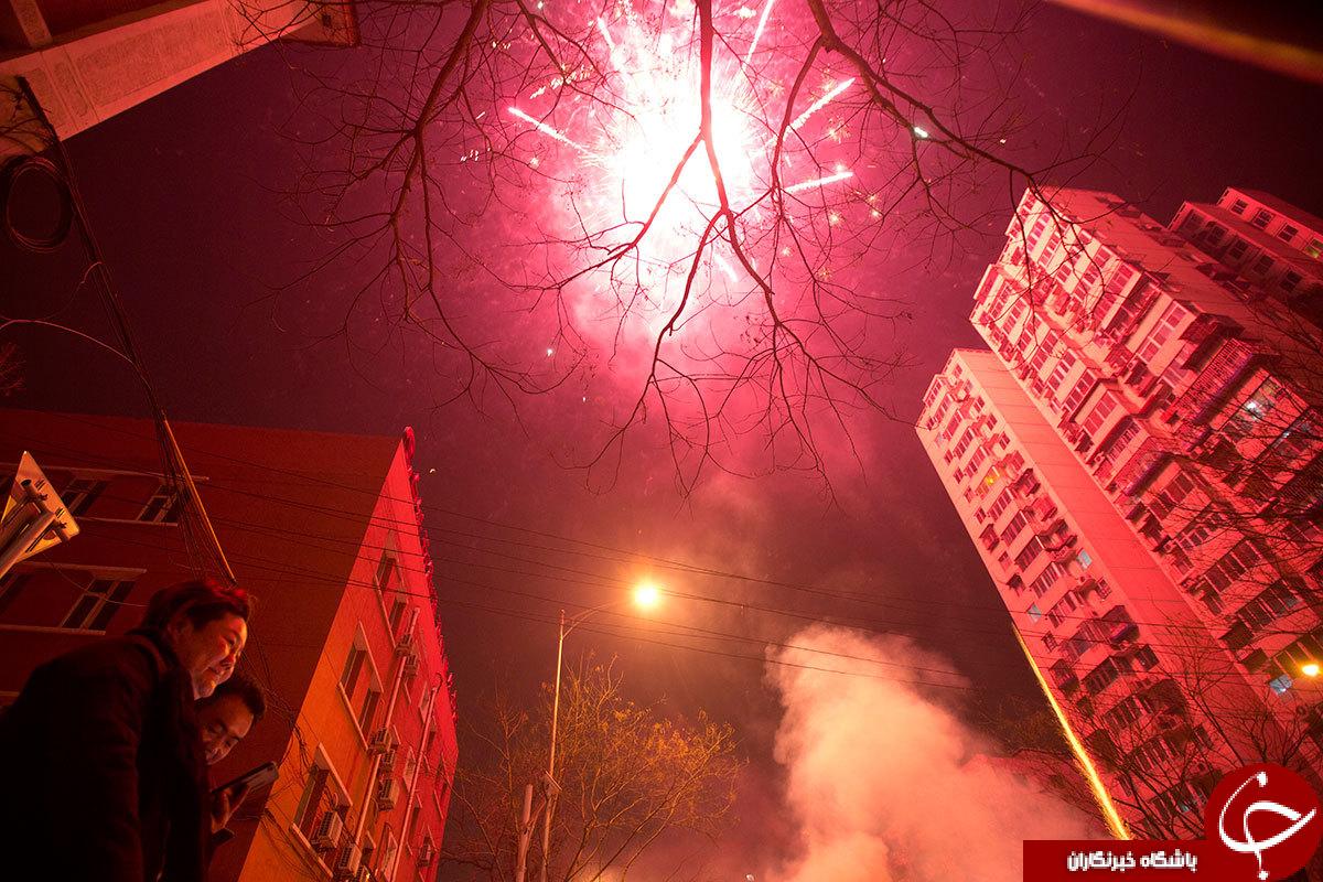 جشن سال نوی چینی ها: سال خروس + تصاویر /////////////////
