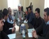 باشگاه خبرنگاران - برگزاری جلسه شورای اقامه نماز شهرستان شوط