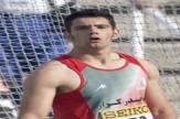 باشگاه خبرنگاران -شیری: 2 مدال پرتاب دیسک در مسابقات قهرمانی آسیا قطعی است