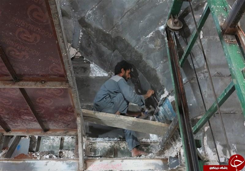 معجزه جدیدی که در حرم امام حسین رخ داد+ تصاویر