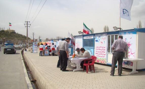 باشگاه خبرنگاران - اعلام آمادگی مراکز گردشگری و ستاد خدمات سفر