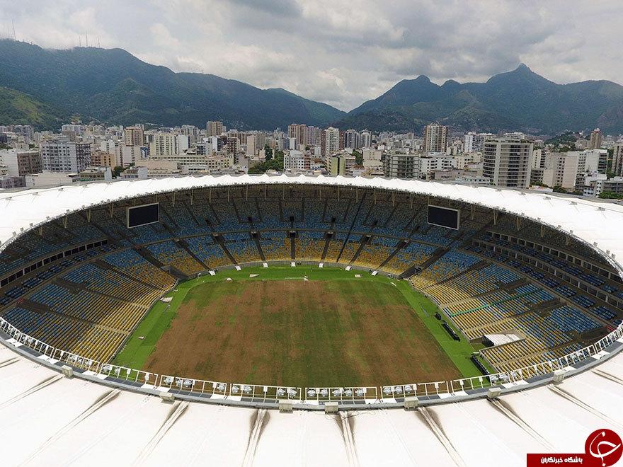 از ریو دوژانیرو چه خبر؟ + تصاویر