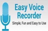 باشگاه خبرنگاران - دانلود   Easy Voice Recorder ؛ برنامه ضبط صدا با کیفیت بالا در اندروید