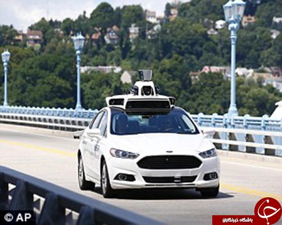 باشگاه خبرنگاران -مهندسان فورد از عملکرد ماشینهای بدون راننده راضی نیستند